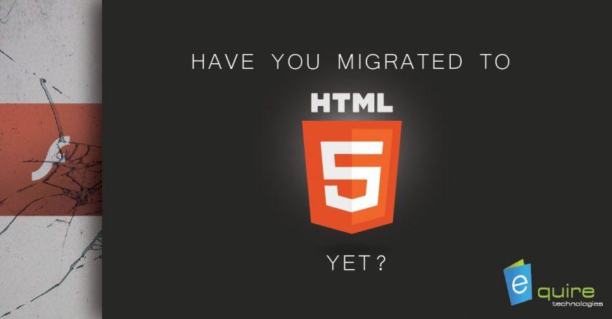 HTML5 elearning