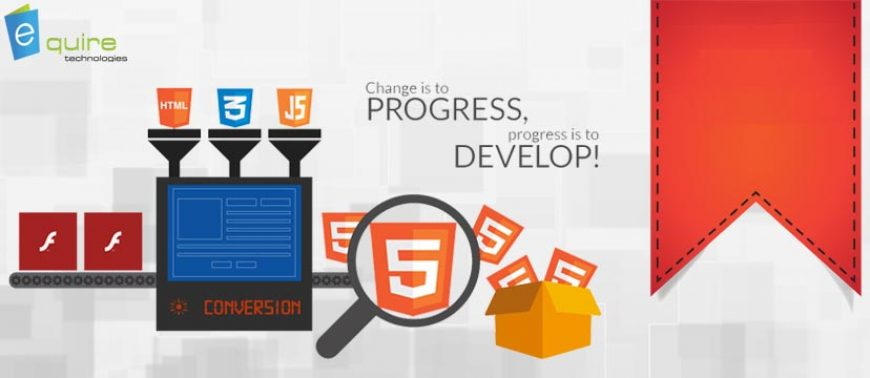 How to convert Flash to HTML5 3