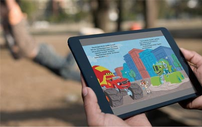 Read Aloud Enhanced eBooks 1