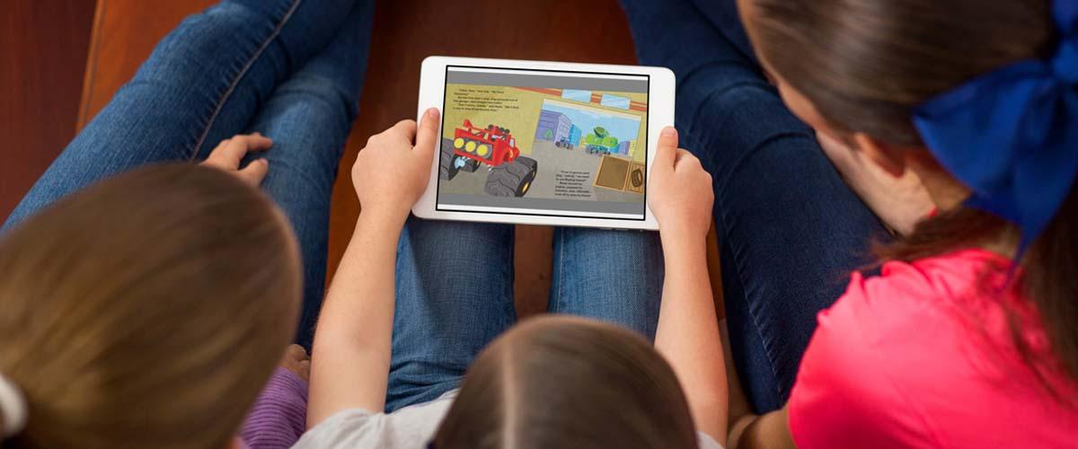 Interactive eBooks for Children 1