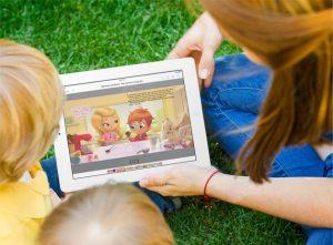 Interactive eBooks for Children 2