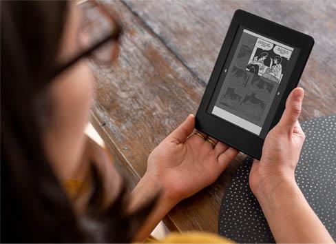 Amazon Kindle Fixed-Layout Format 6