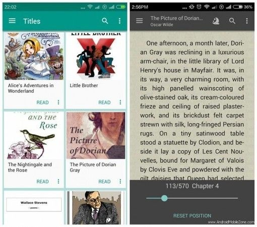 10 Best eBook Reading Apps for Android You Need to Know 17
