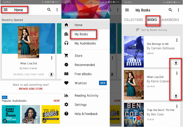 10 Best eBook Reading Apps for Android You Need to Know 14