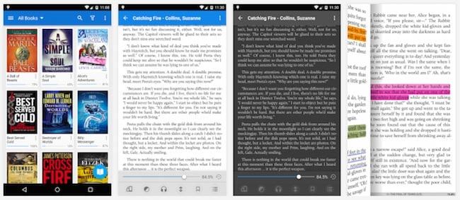 10 Best eBook Reading Apps for Android You Need to Know 18