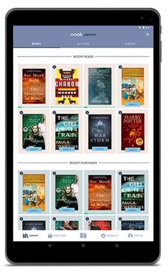 10 Best eBook Reading Apps for Android You Need to Know 16