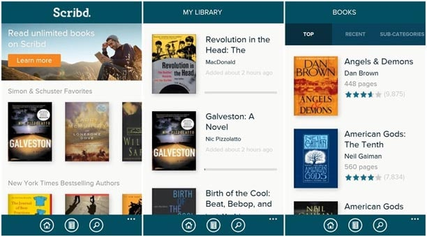 10 Best eBook Reading Apps for Android You Need to Know 21